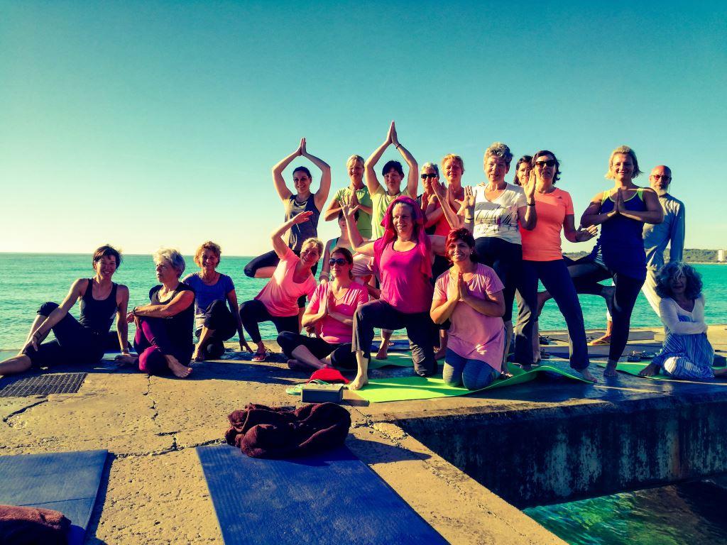 Yogaferien am Meer auf Mallorca