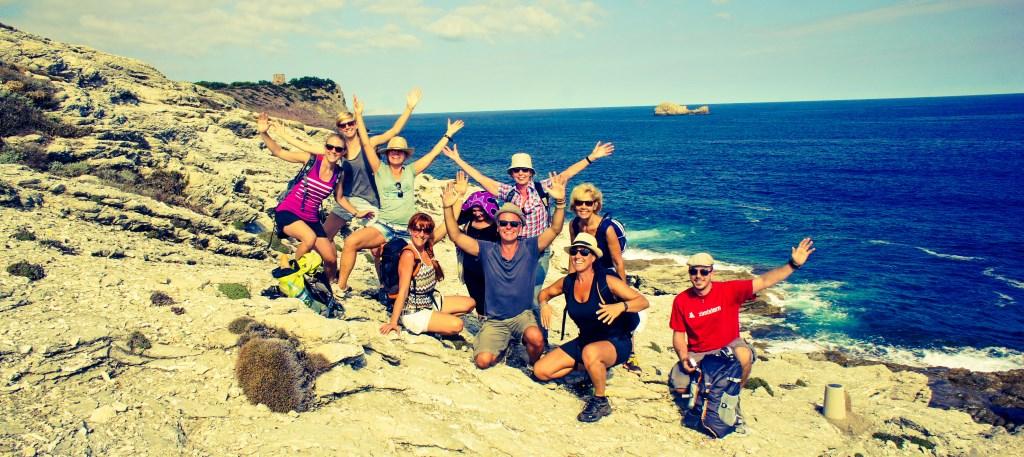 Wandern auf Mallroca Yogaferien