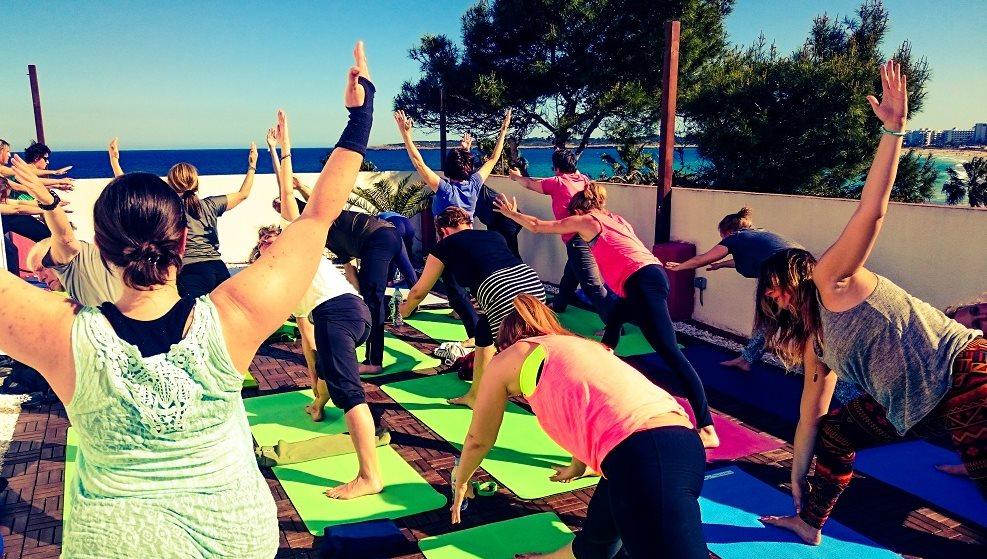 Yoga Urlaub Mallorca