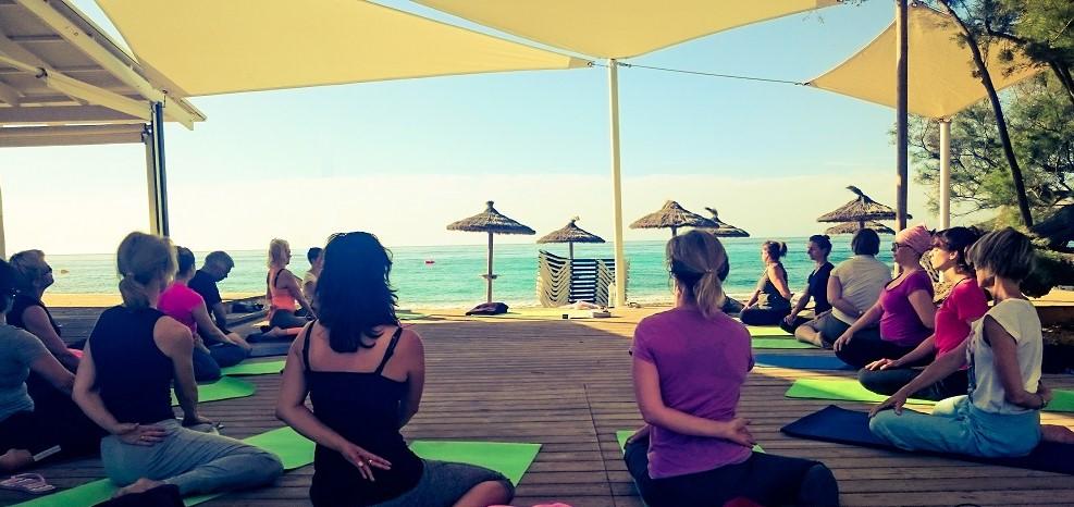 Yoga am Meer mit Stefan Geisse