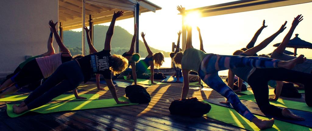 Yoga mit Stefan Geisse am Meer