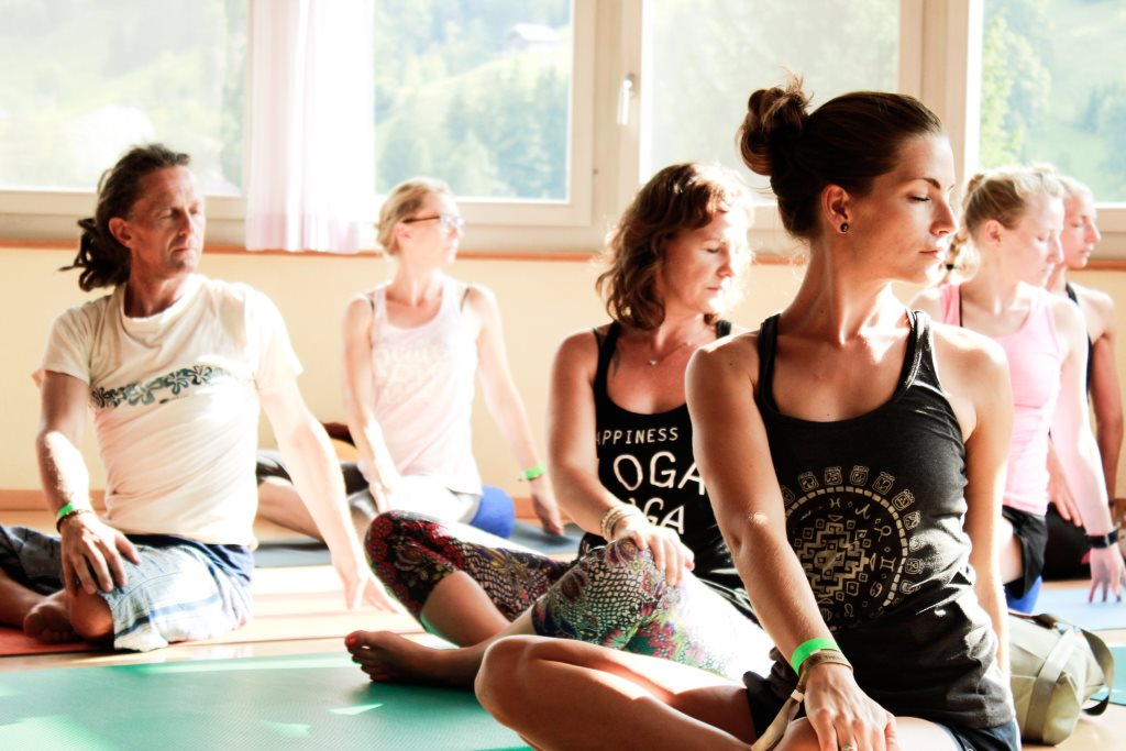 Yogawochenende Yoga Summer of Love