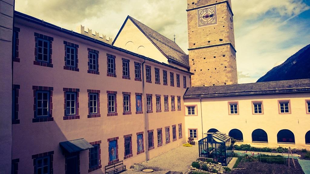 Auszeit im Kloster nehmen