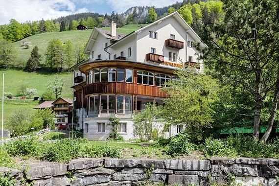 Yoga und Ayurveda Festival in den Alpen