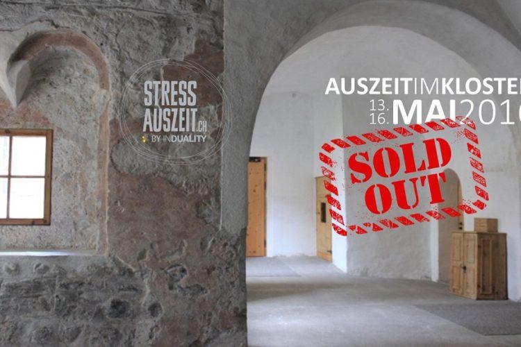 Auszeit im Kloster – Dem Stress entfliehen. Nächste Termine