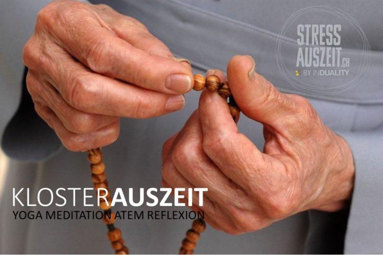 Klosterauszeit: Yoga, Meditation, Atem, Reflexion