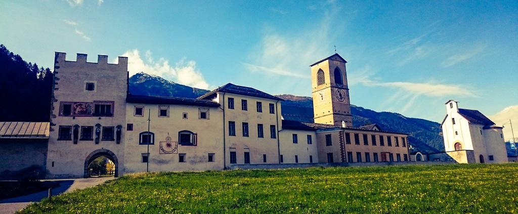 Stress Auszeit im Kloster
