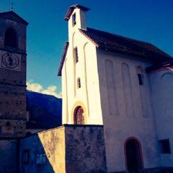Kloster Müstair Stress-Auszeit