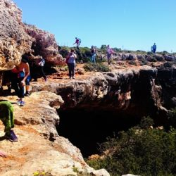Küstenwanderung bei den Yogaferien Mallorca