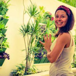 Yin Yoga Mantra Yogafestival Alica Khan