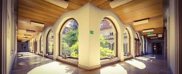 Ruhe finden im Kloster