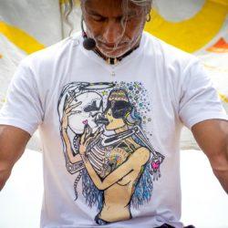 Yoga mit Michael Stewart am Yogafestival