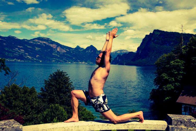 Yogafestival mit Pascal Portmann