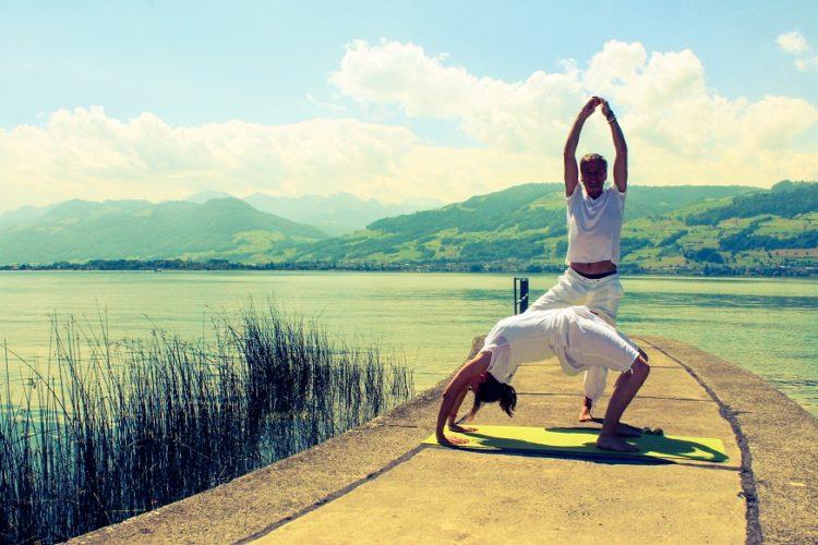 Yoga & Ayurveda: Endlich wieder in meinem Element