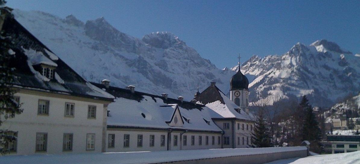 Auszeit im Kloster Engelberg