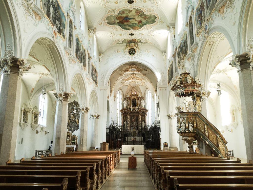 Auszeit im Kloster Mariastein