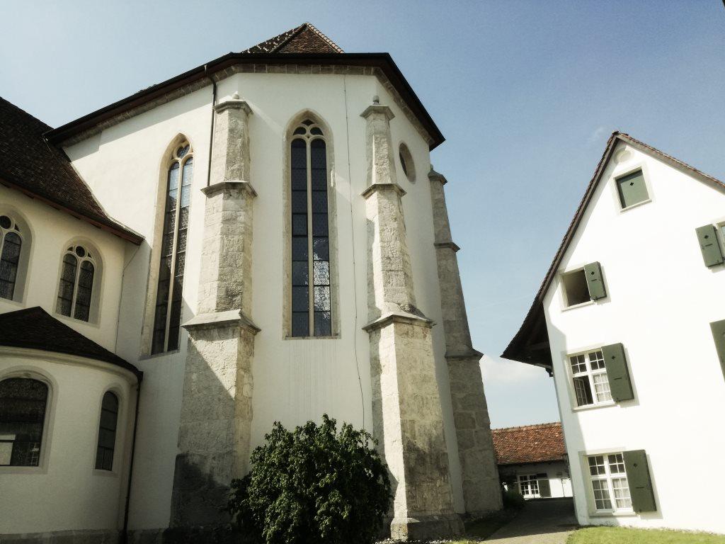 Stress Auszeit im Kloster Mariastein