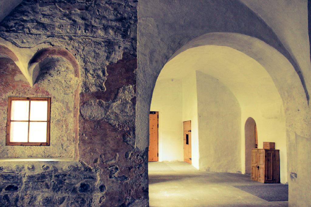 Kreuzgang Kloster Auszeit