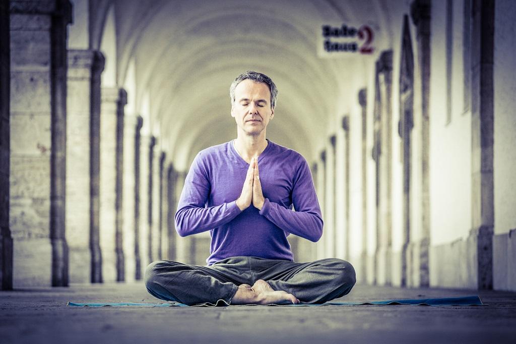Stefan Geisse Meditation