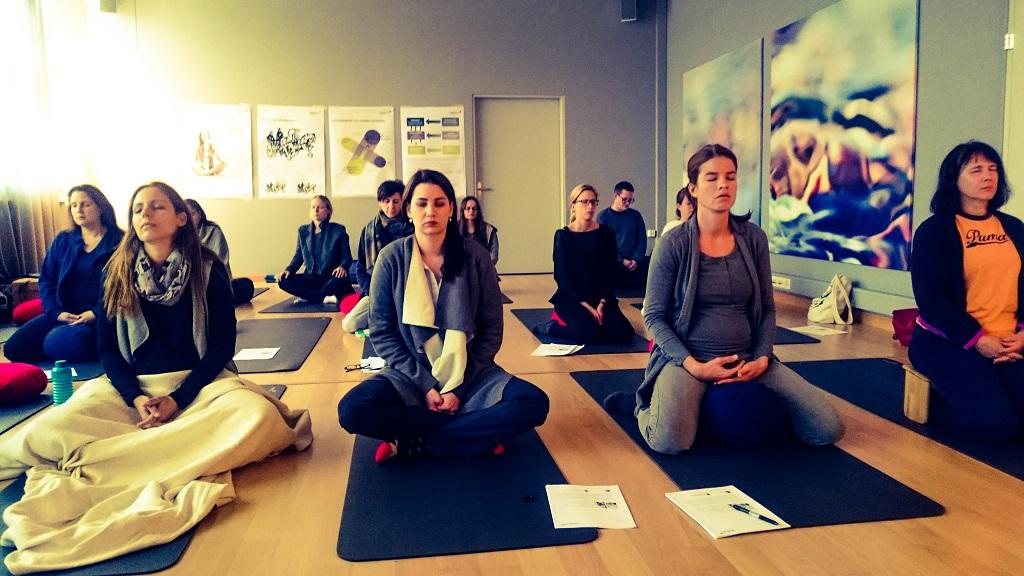 Achtsamkeit und Meditation Stefan Geisse