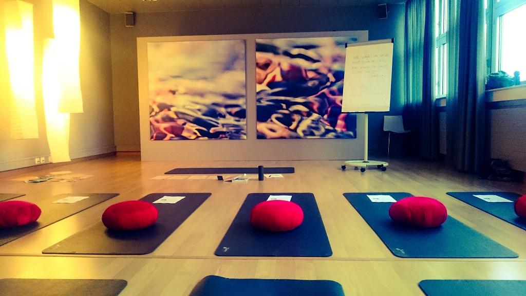 Meditation Workshop Stress Auszeit
