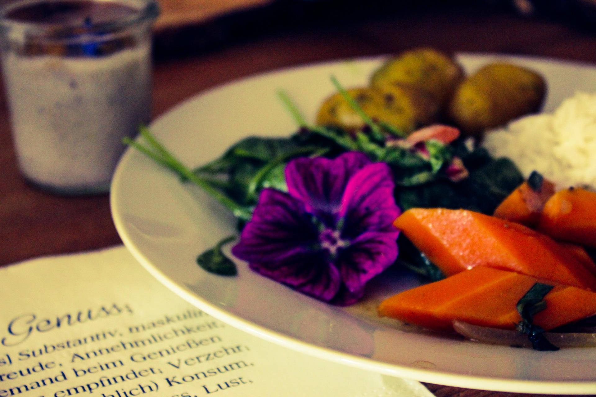 Ayurveda Köstliches Essen