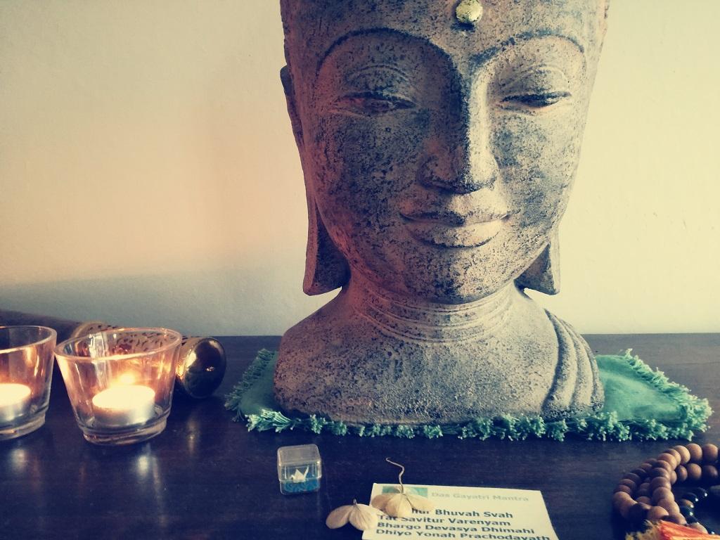 Yoga Übungen zur Meditation