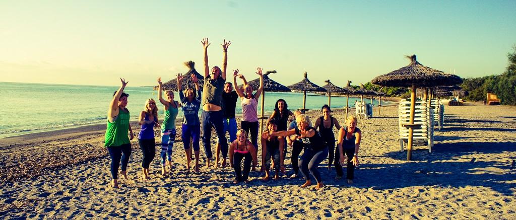 Yoga Woche am Meer