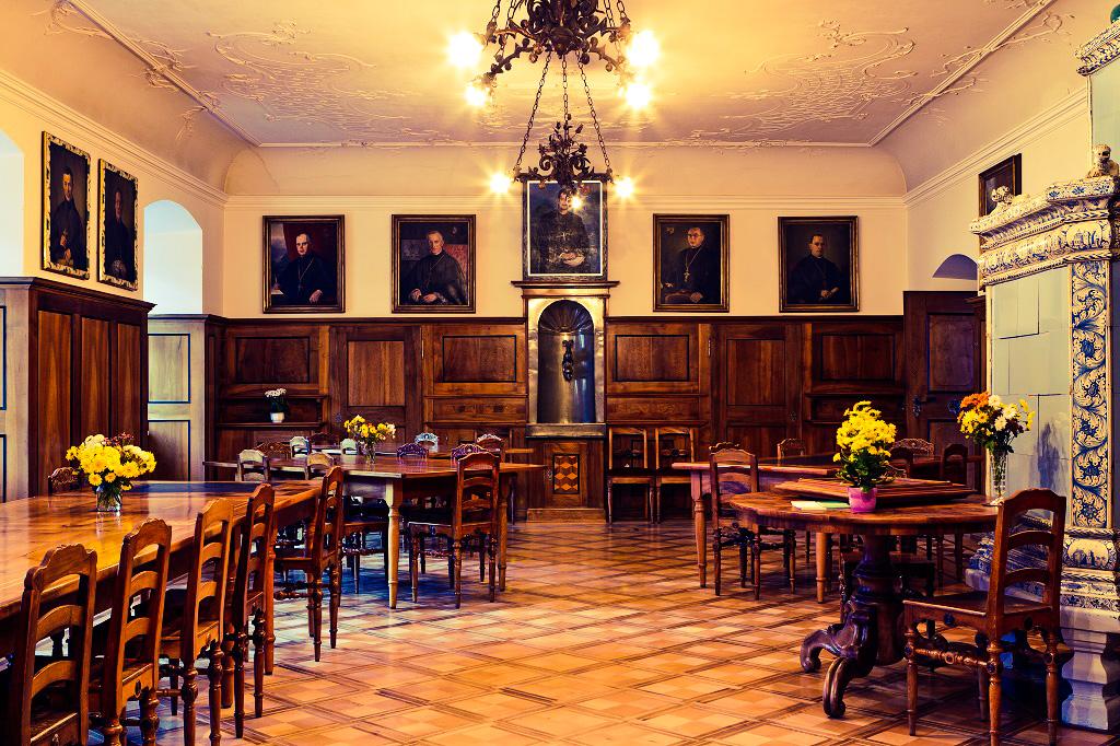 Auszeit im Kloster und Vollpension