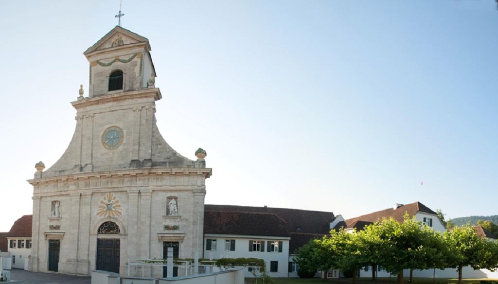 Klosterurlaub im Kloster Mariastein