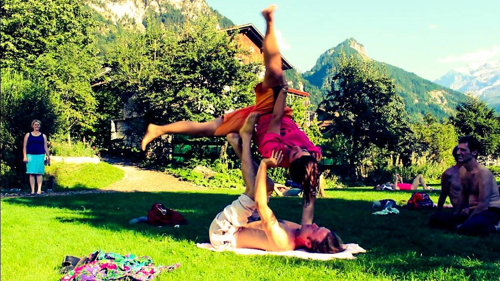 Yoga Wochenende mit Stefan Geisse