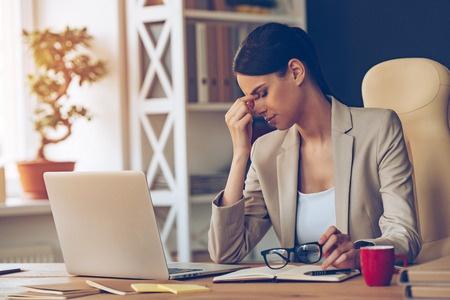 Axchtsamkeit bei Stress
