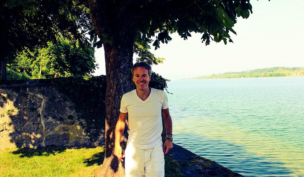 Meditationslehrer Stefan Geisse