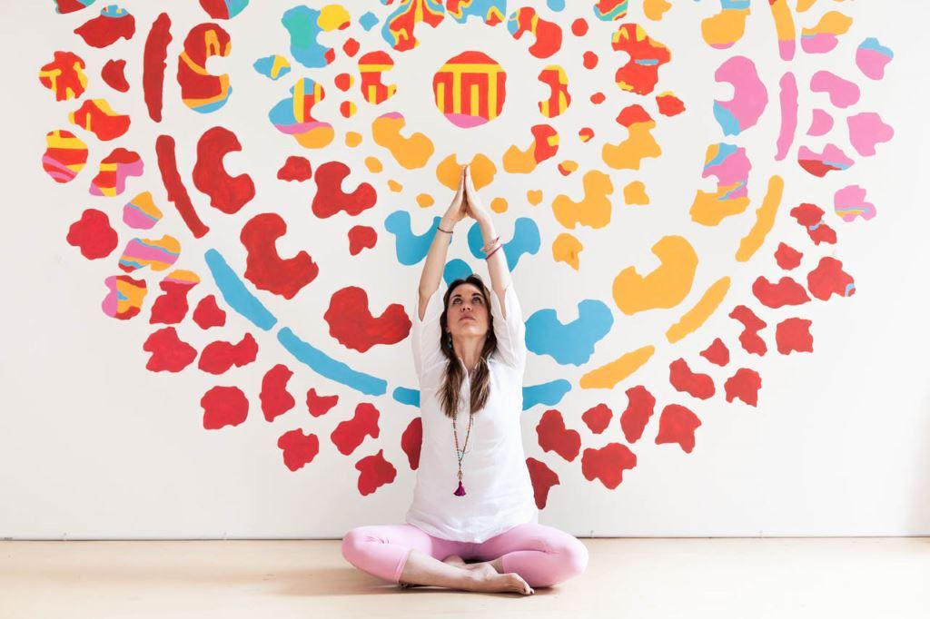 Andrina Tisi Kundalini Yoga Yogafestival