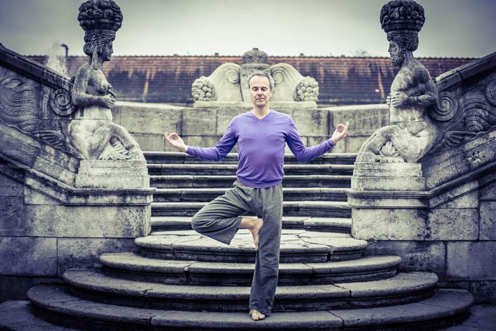 Achtsamkeit Yoga und Meditation