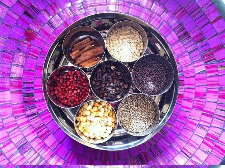 Speisen nach Ayurveda-Art