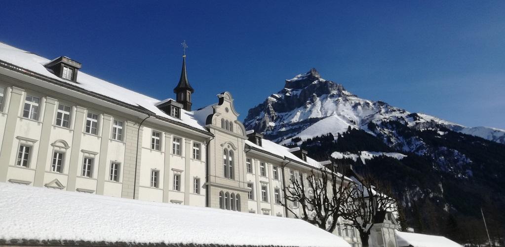 Auszeit im Kloster mit Meditation