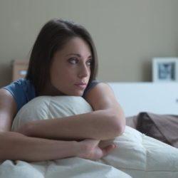 Schlafprobleme durch Stress