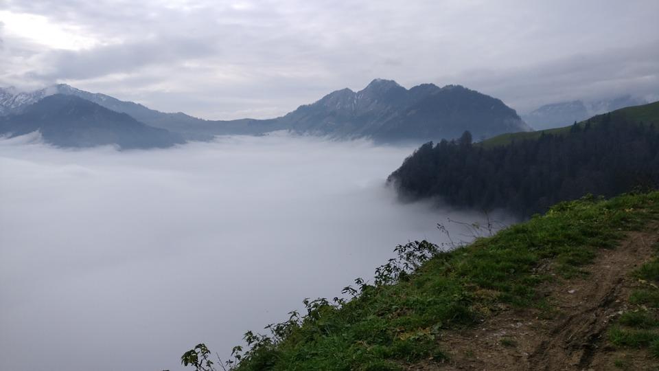 Wochenende in der Schweiz - Natur-Landschaft