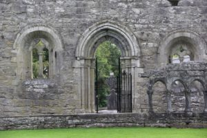 Urlaub im Kloster: Altes Gemäuer