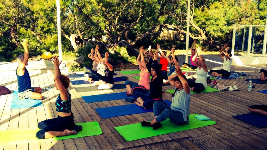 Hatha Yoga mit Stefan Geisse