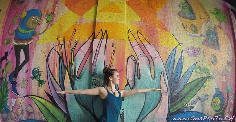 Yogafestival Yin Yang mit Annica