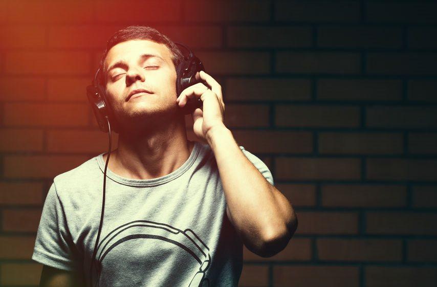 Musik bei Stress