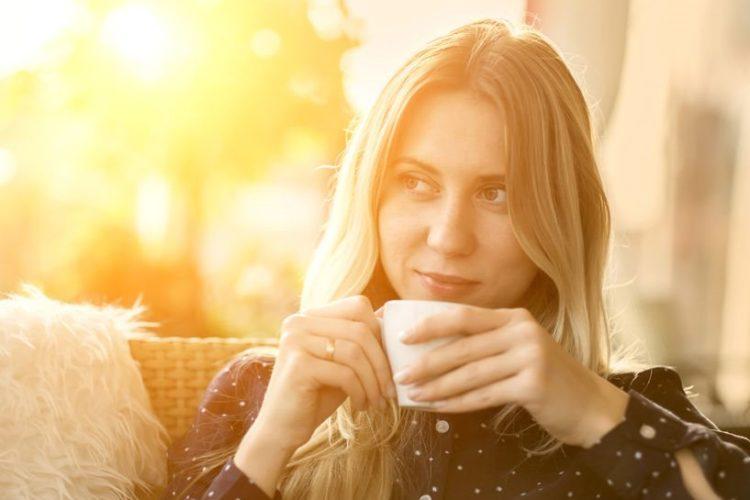 Stressbekämpfung: Durchatmen und (grünen) Tee trinken