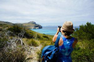 Yogaferien und Küstenwanderung