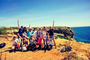 Yoga Ferien Wandern Mallorca