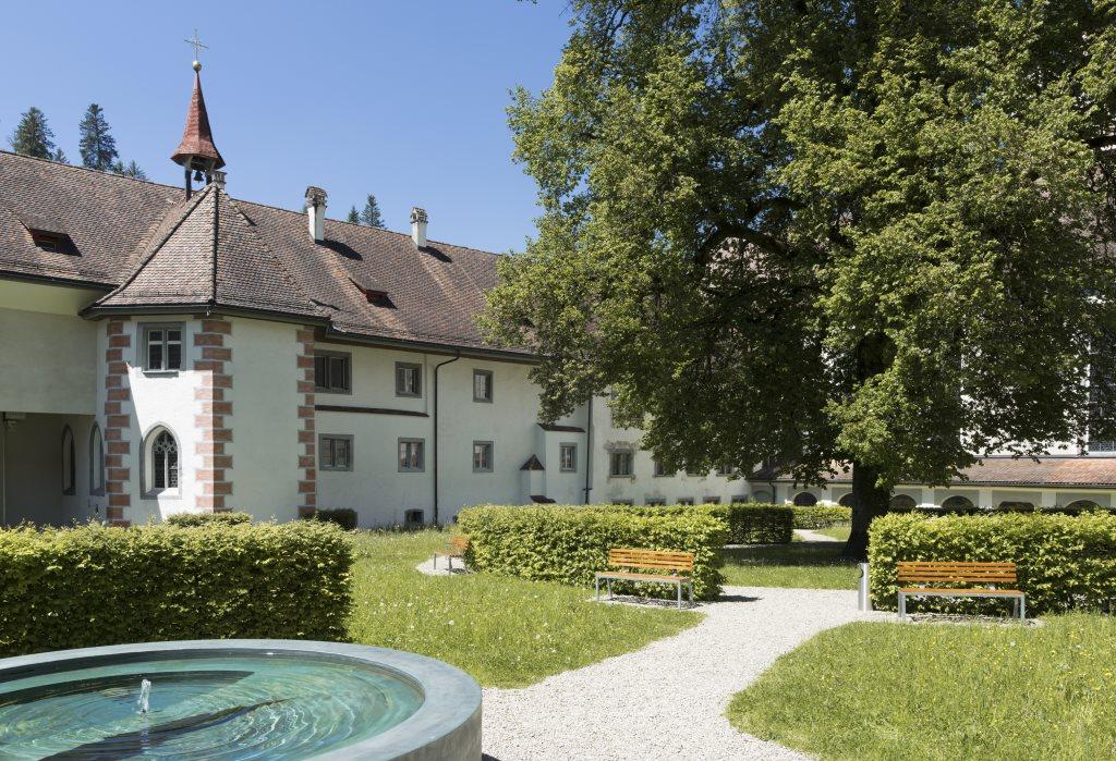 Kloster Fischingen Auszeit im Kloster