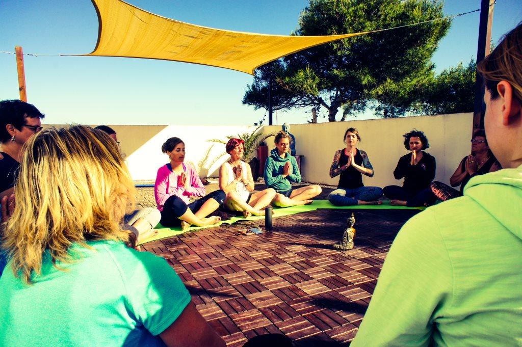 Yoga mit Stefan Geisse Yogaferien am Meer