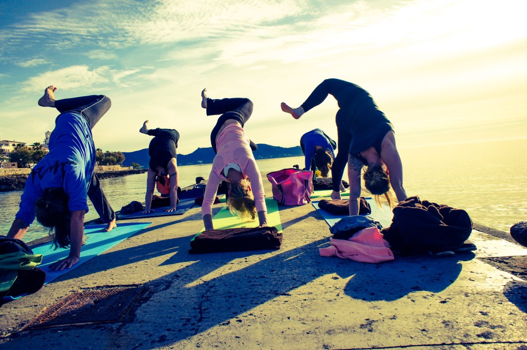 Yoga direkt am Meer mit Stefan Geisse