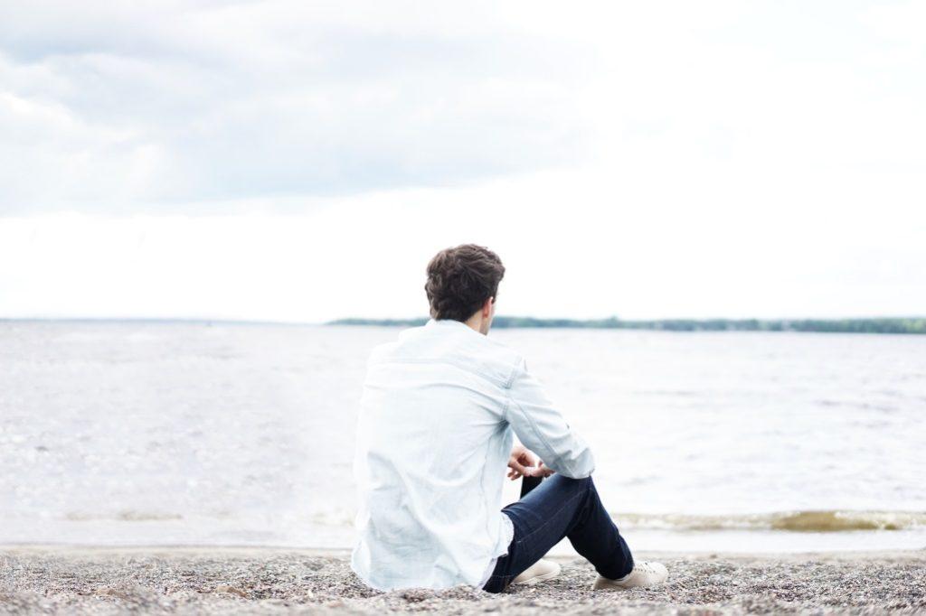 Sozialer Rückzug kann ein Zeichen einer Depression sein